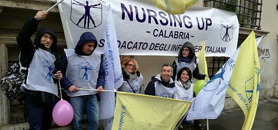 Rinnovo Rsu, Nursing Up: +30% di voti in Calabria, orgogliosi di rappresentare gli infermieri