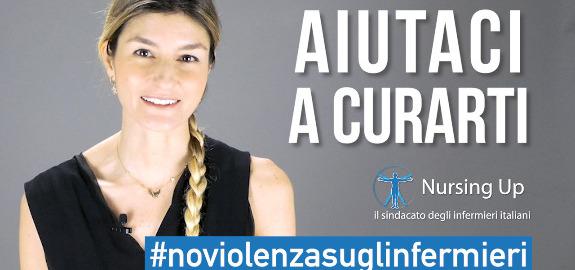 Nuovo appello dall'influencer Maria Vittoria Cusumano per la campagna Nursing Up #NoViolenzasuglinfermieri. De Palma: Ddl non sufficiente, occorre la procedibilità d'ufficio
