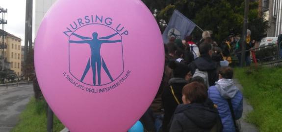 Infermieri Nursing Up: Grande adesione allo sciopero di ieri e oggi, avanti con la lotta contro Ccnl