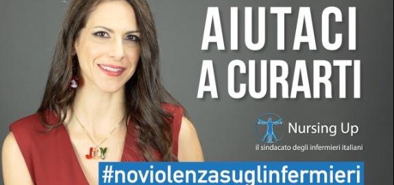 Aggressioni, Nursing Up: La conduttrice e giornalista Janet De Nardistestimonial della campagna social #NoViolenzasuglinfermieri