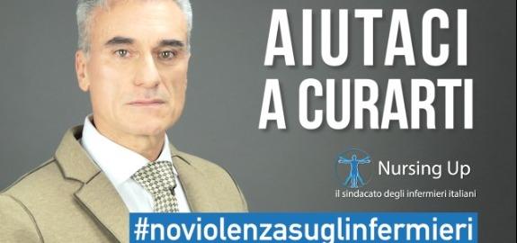 Aggressioni, Nursing Up: Video del presidente per la campagna #NoViolenzasuglinfermieri. De Palma: Subiamo comportamenti umilianti e mortificanti, il Ddl non è sufficiente