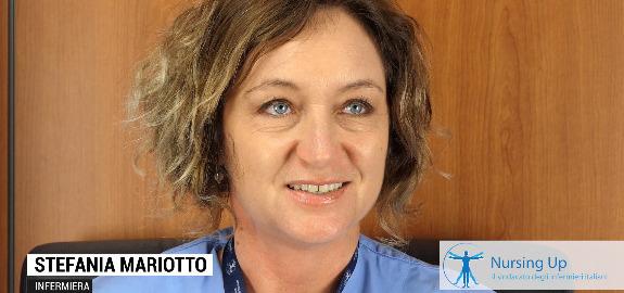 """Online la prima puntata della web serie Nursing Up """"#infermierincorsia"""" con Stefania Mariotto di Padova che racconta l'importanza dell'infermiere domiciliare"""