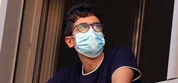 De Palma: «La storia di Giovanni Formiconi, l'infermiere