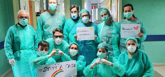 Coronavirus, infermieri Nursing Up: La protezione civile mette a bando incarichi per 300 medici volontari ricompensati con lauti bonus. E per gli infermieri volontari nulla?