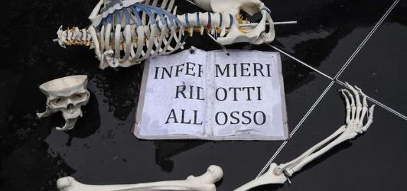 Infermieri Nursing Up: Sciopero a macchia di leopardo con punte del 100% di adesione a Milano