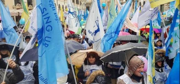 Sanità, Nursing Up: Proclamato sciopero di 48 ore degli infermieri il 12 e 13 aprile