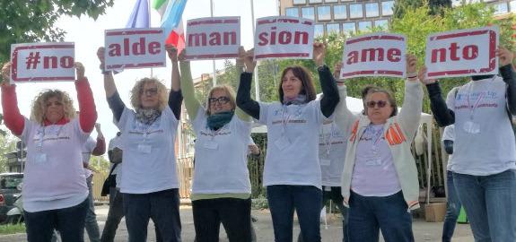 Nursing Up: Presidi #noaldemansionamento degli infermieri nelle Regioni per chiedere assunzioni e rispetto dei professionisti sanitari. Flashmob e proteste in tutta Italia fino al 10 maggio