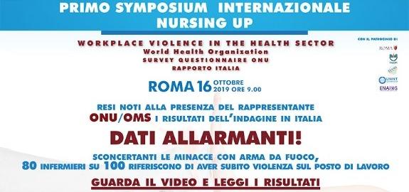 Primo Symposium Nursing Up - CONSULTA GLI ESITI
