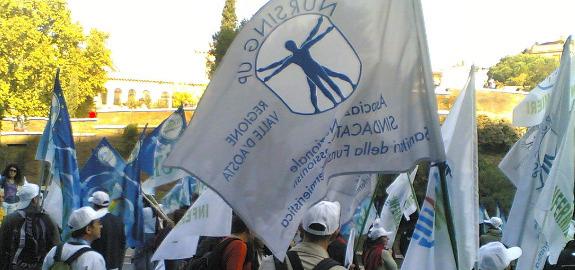 Rappresentatività sindacale comparto Sanità: Risultato eccezionale del NURSING UP nell'ultimo triennio