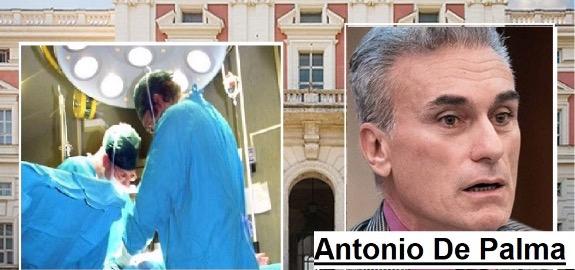 Il quotidiano La Repubblica parla di noi. Napoli: aggredita infermiera del Cardarelli. Il duro monito del Presidente De Palma
