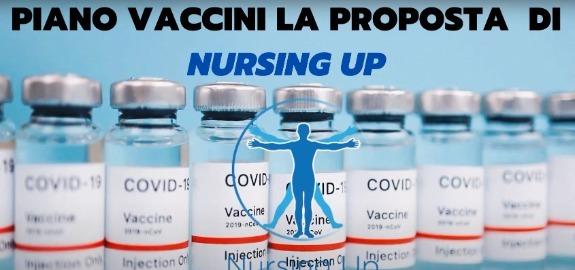 Piano Vaccini: la proposta di Nursing Up. Gli infermieri sono pronti!