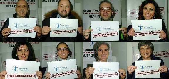 Nursing Up proclama la mobilitazione degli infermieri dal 6 al 10 maggio per la settimana del #noaldemansionamento, previsti flashmob con infopoint in tutta Italia