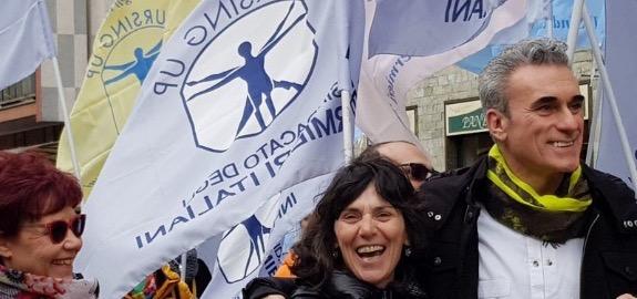Sciopero infermieri e comparto sanità il 2 novembre (ANSA)